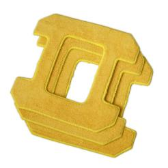Sada utěrek pro Hobot 268 - žluté