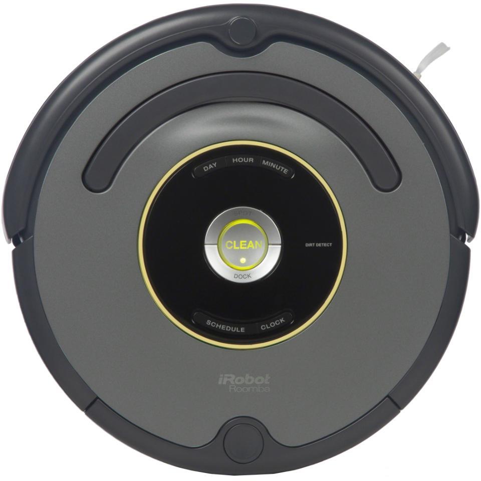 Robotický vysavač iRobot Roomba 651