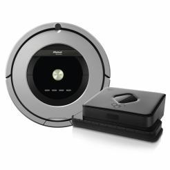 iRobot Roomba 886 + Braava 380