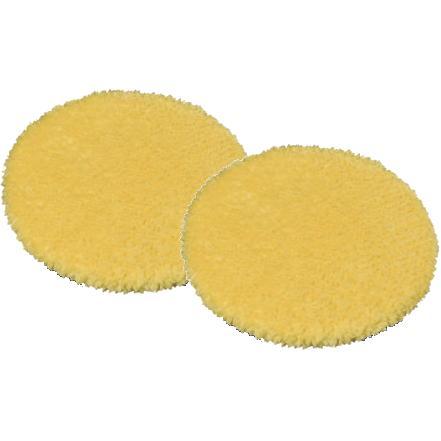 Utěrky z mikrovlákna pro Hobot 168/188/198 - sada 12 ks - žluté