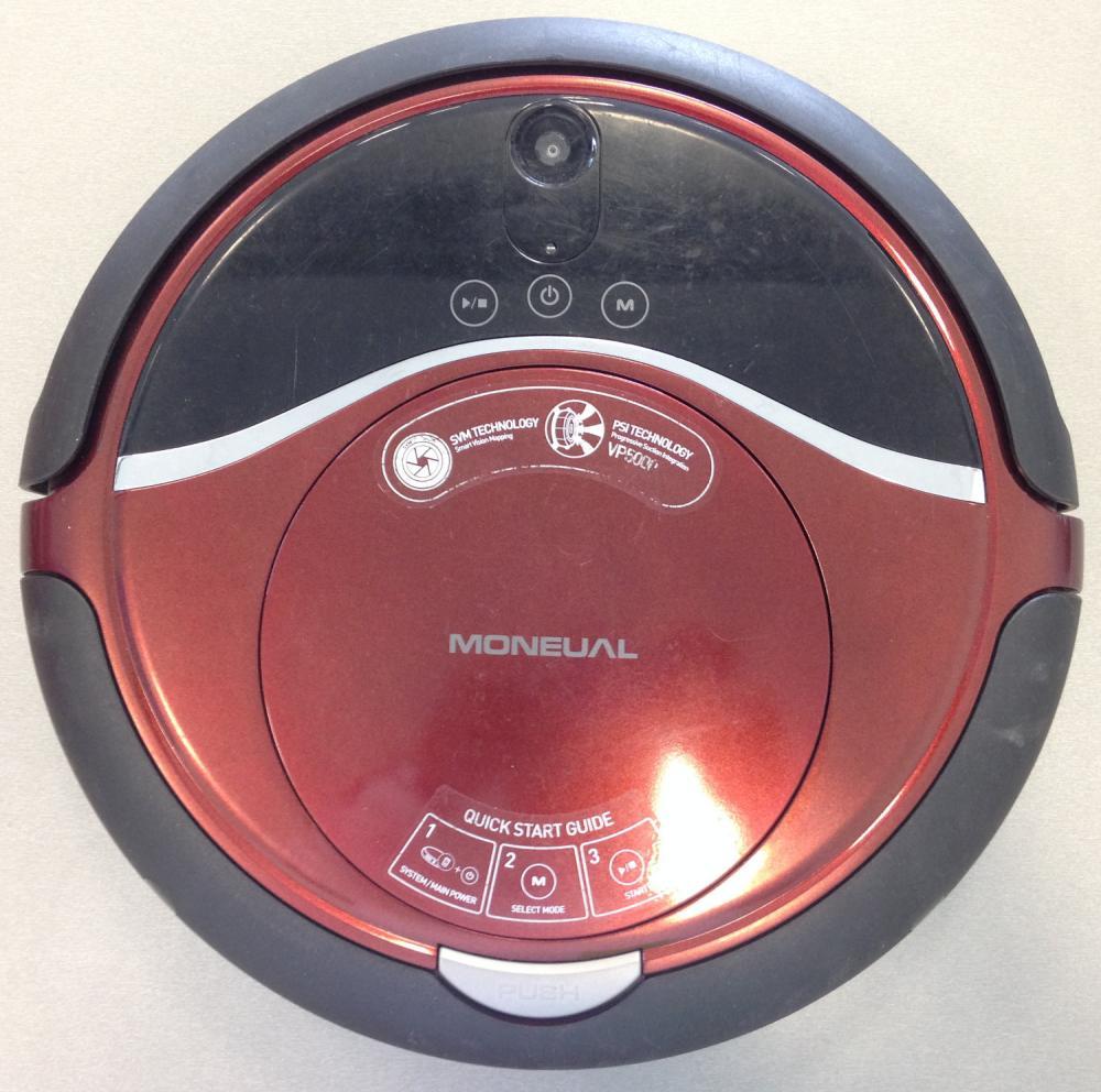 moneual bazarový robot