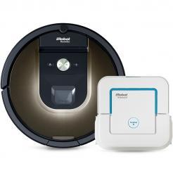 iRobot Roomba 980 + Braava jet 240 + Cash-Back 4000 Kč
