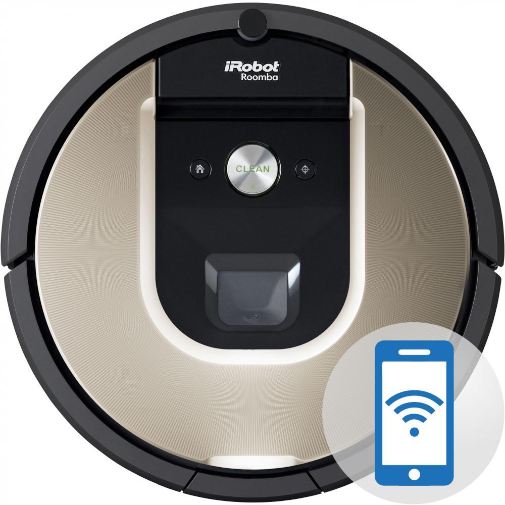 Robotický vysavač iRobot Roomba 966 WiFi