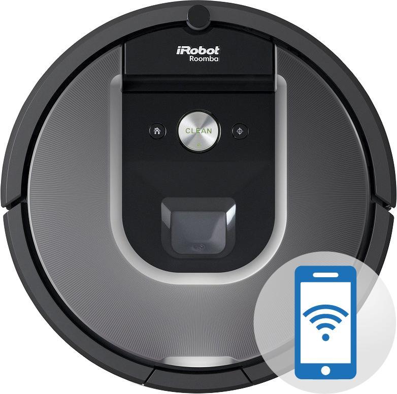 Robotický vysavač iRobot Roomba 960 WiFi