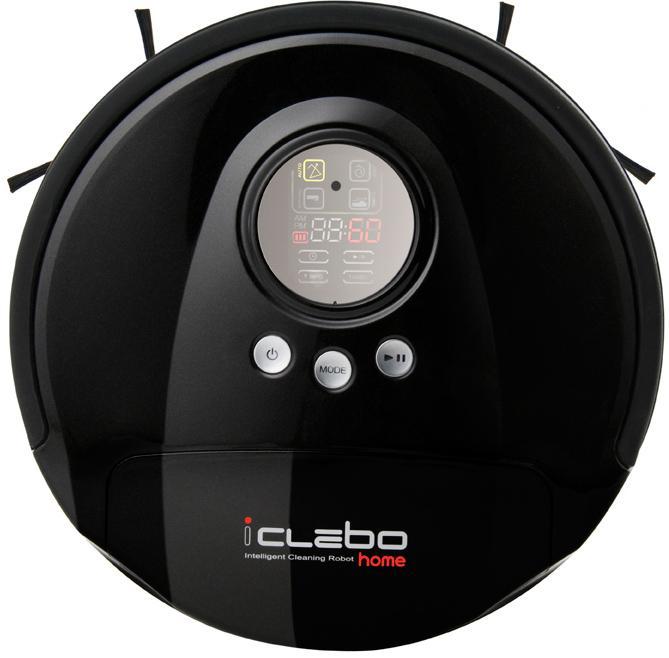Robotický vysavač iClebo Home
