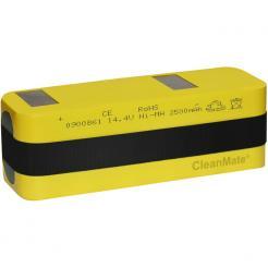 Baterie NiMh 2500mAh CleanMate QQ-1/QQ-2