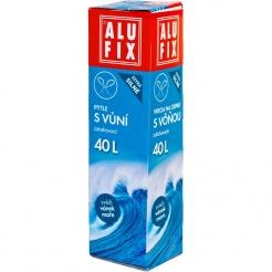 Pytle 40L do odpadkových košů se zatahovací páskou s aroma vánku moře