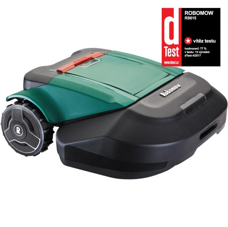 Robotická sekačka Robomow RS 615 U