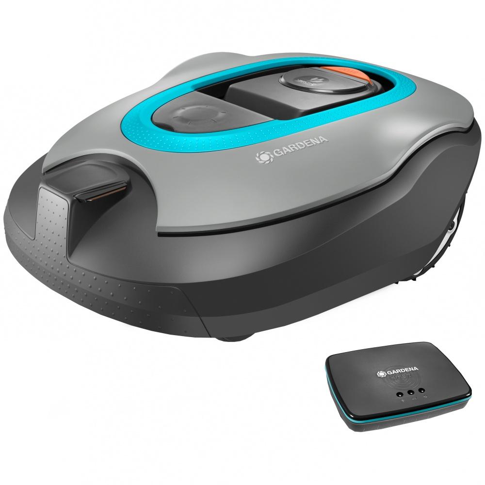 Robotická sekačka Gardena R130Li Sileno+ smart