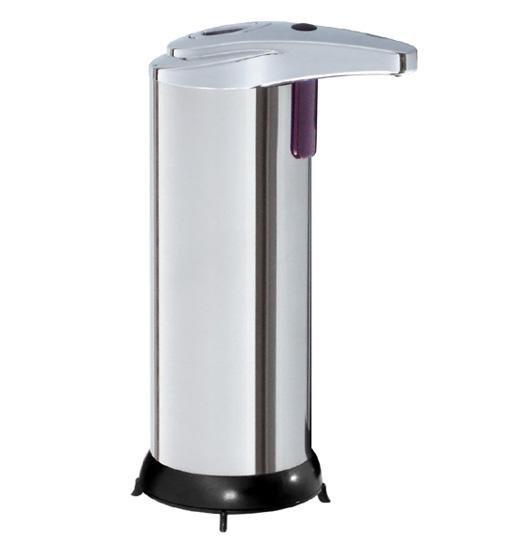 Bezdotykový dávkovač mýdla HiMAXX 250ml - nerez