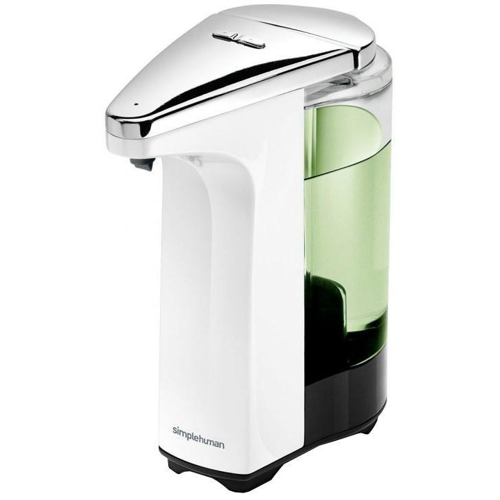 Bezdotykový dávkovač mýdla Simplehuman 237ml - white