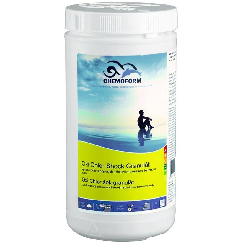Chemoform Oxi Chlor Shock granulát - 1 kg