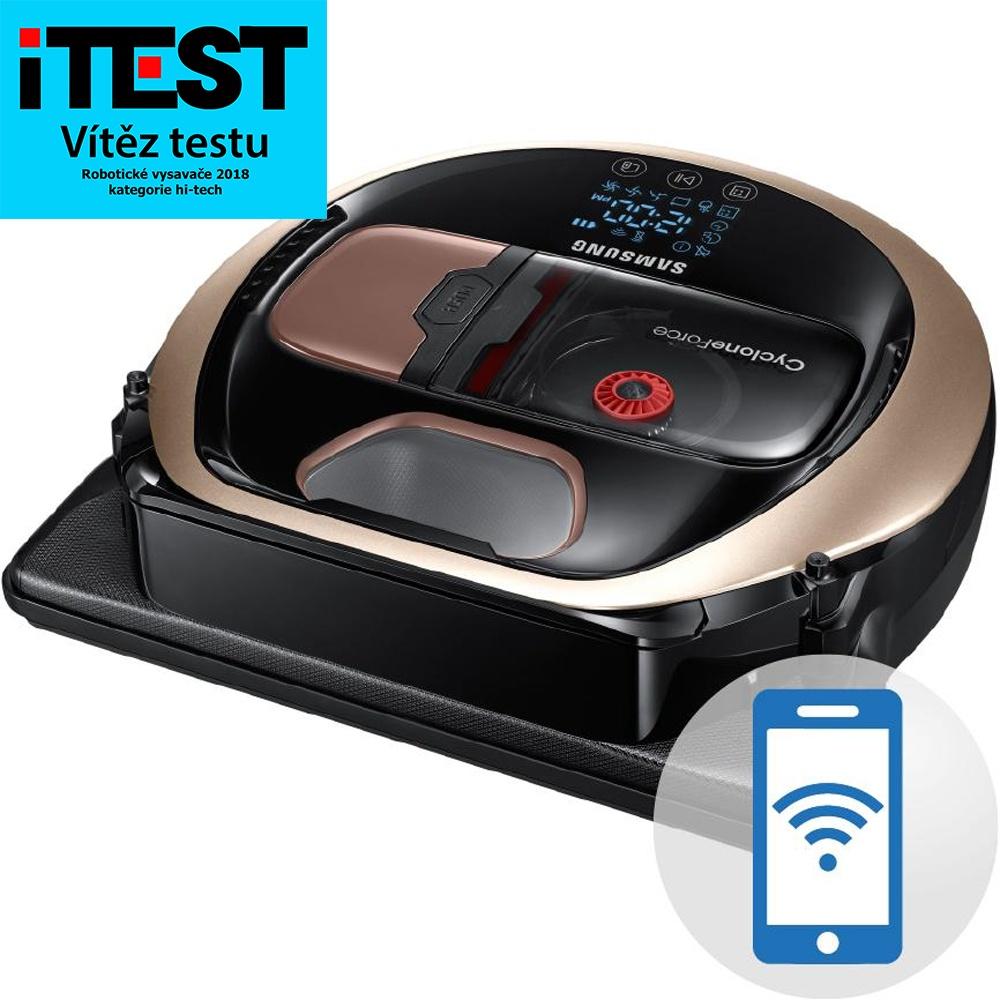 Robotický vysavač Samsung VR20M707CWD/GE WiFi