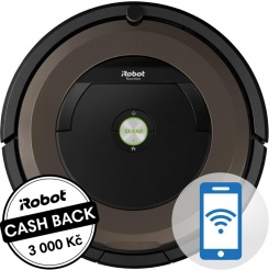 iRobot Roomba 896 WiFi + Cash-Back 3000 Kč