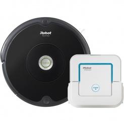Akční set iRobot Roomba 606 + Braava jet 240