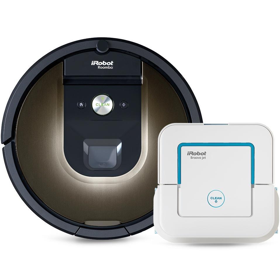 Robotický vysavač iRobot Roomba 980 WiFi