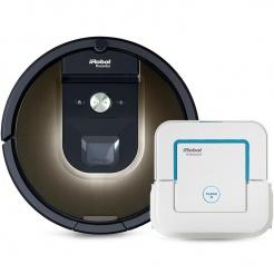 iRobot Roomba 980 WiFi + mop Braava 240 ZDARMA