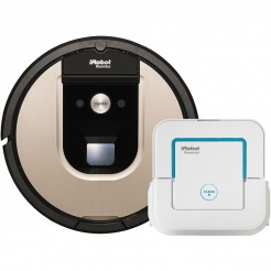 iRobot Roomba 966 WiFi + mop Braava 240 ZDARMA