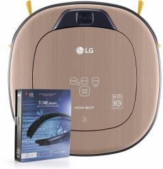 LG Hom-Bot VSR86040PG + LGsluchátka ZDARMA
