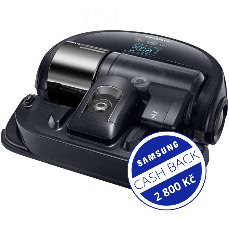 Robotický vysavač Samsung Powerbot VR9300 VR20K9350WK