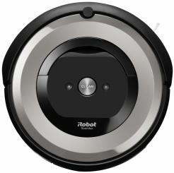 Robotický vysavač iRobot Roomba e5 silver WiFi
