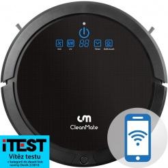 CleanMate QQ-6 PRO WiFi +mop - vítěz iTest 2018