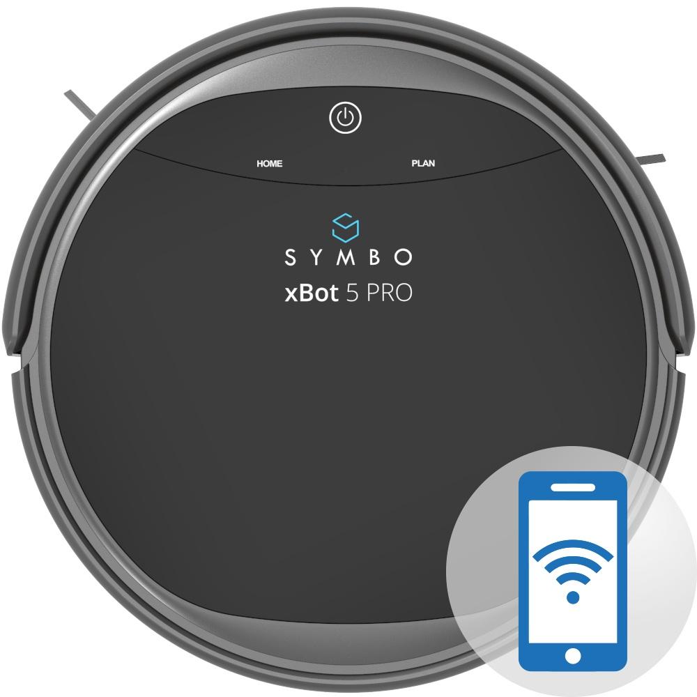 Robotický vysavač Symbo xBot 5 PRO WiFi