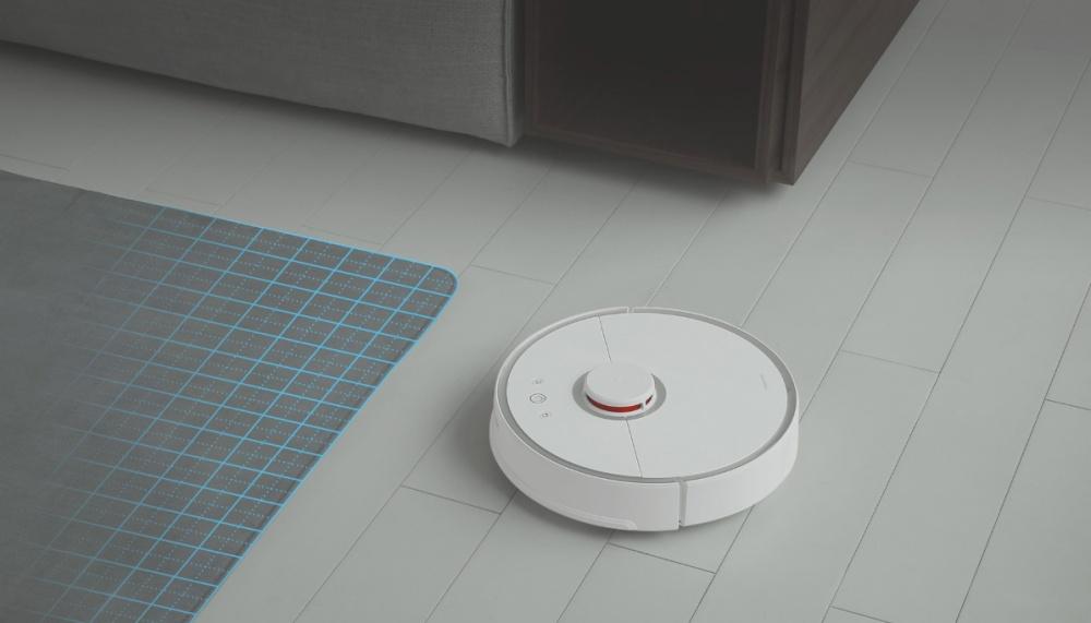 Roborock S6 - Inteligentní detekce koberců