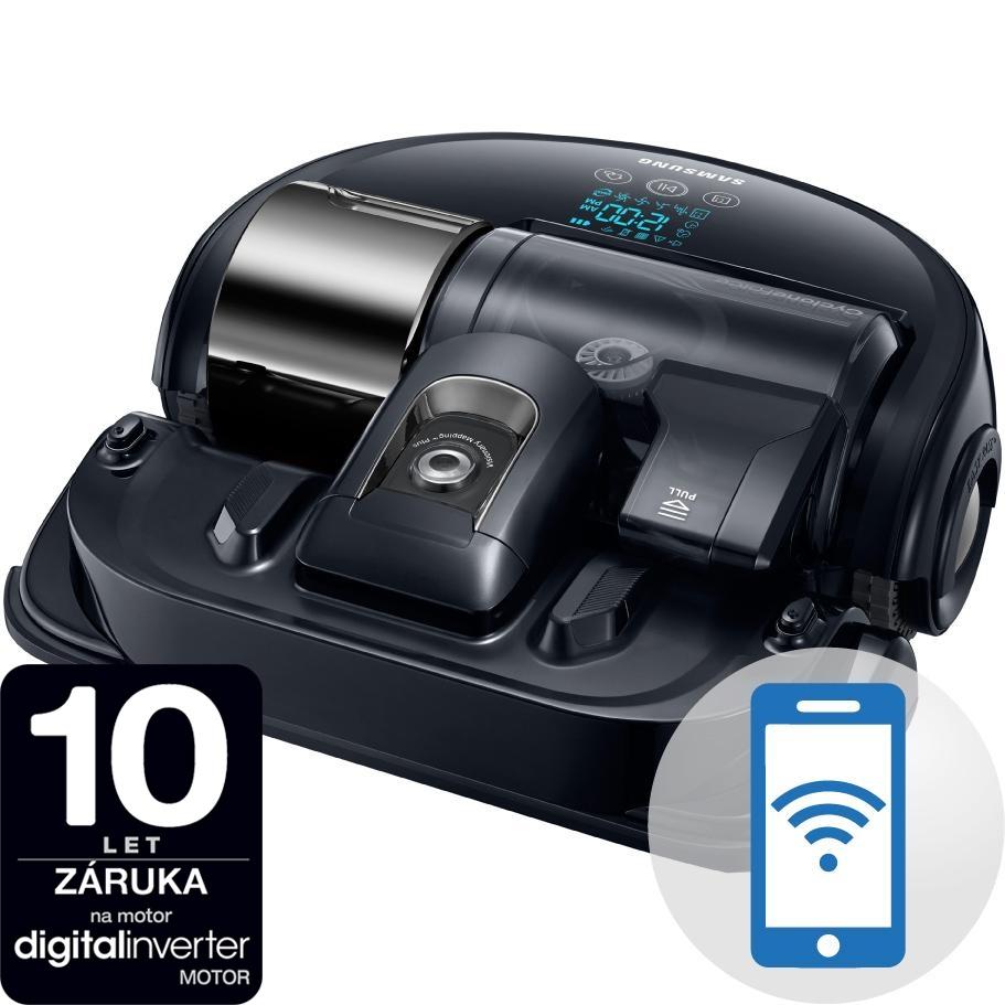 Robotický vysavač Samsung Powerbot VR9300 VR20K9350WK WiFi