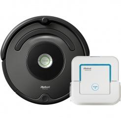 iRobot Roomba 676 + Braava jet 240