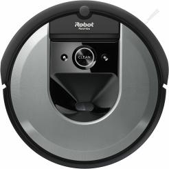Robotický vysavač iRobot Roomba i7 silver WiFi