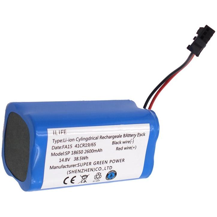 Baterie ILIFE A7, A40, A8, V55 - 2600 mAh