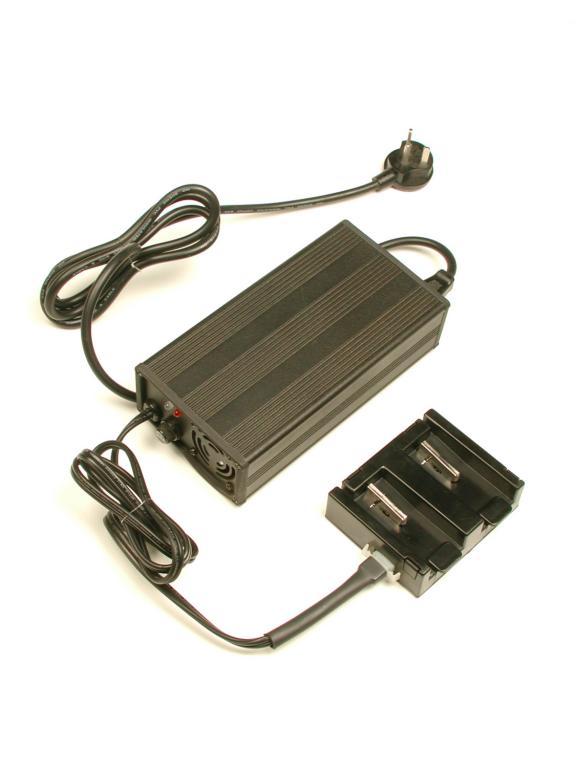 Externí nabíječka pro baterie modelů RL