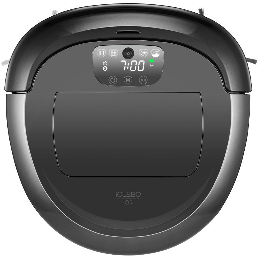 Robotický vysavač iClebo O5 - Zánovní