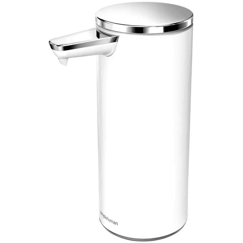 Bezdotykový dávkovač mýdla Simplehuman 266ml - white