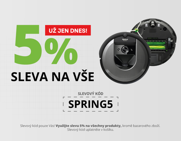 Spring 5%
