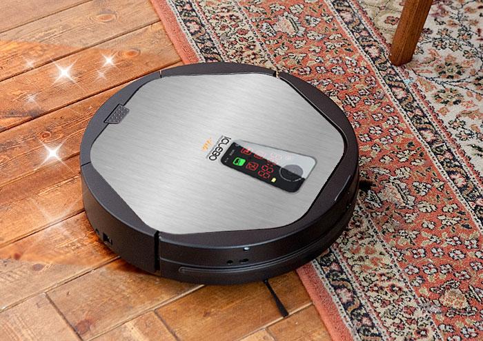 iClebo Arte robotický vysavač