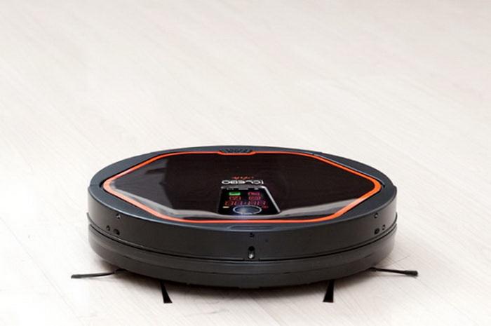 Nedosažitelný robotický vysavač iClebo Arte