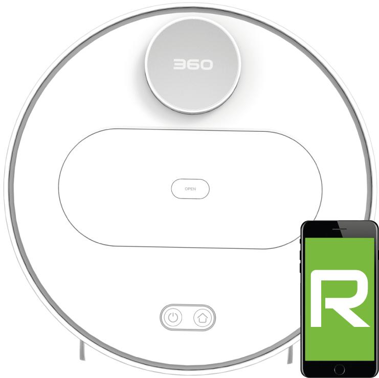 Symbo LASERBOT 360 S6