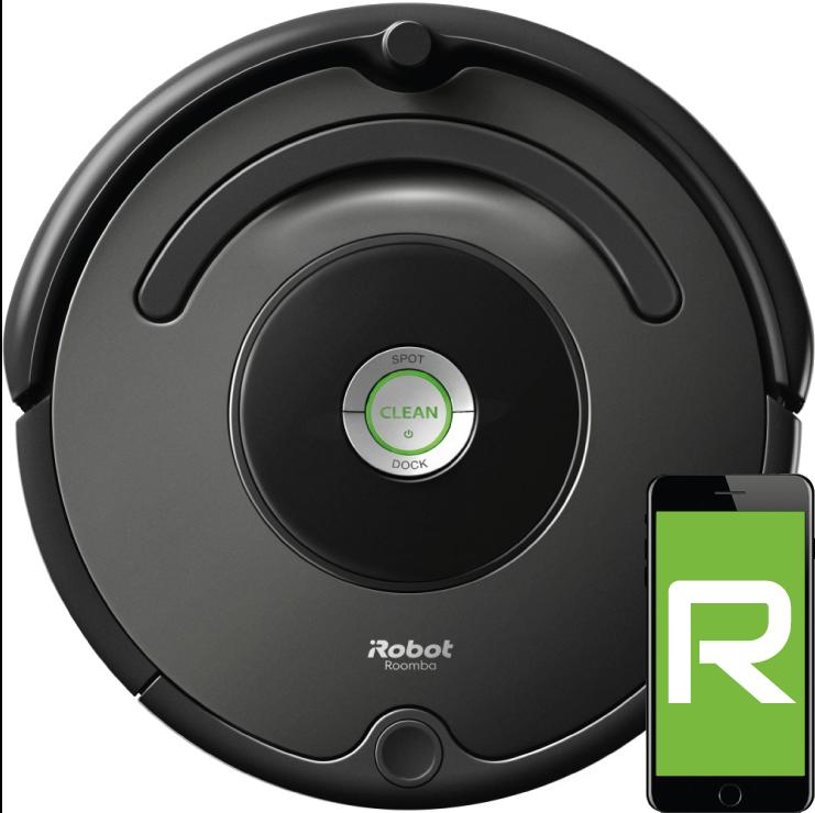 Robotický vysavač - iRobot Roomba 676 WiFi