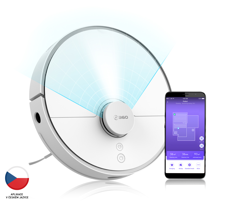 360 S5 - Aplikace 360Smart