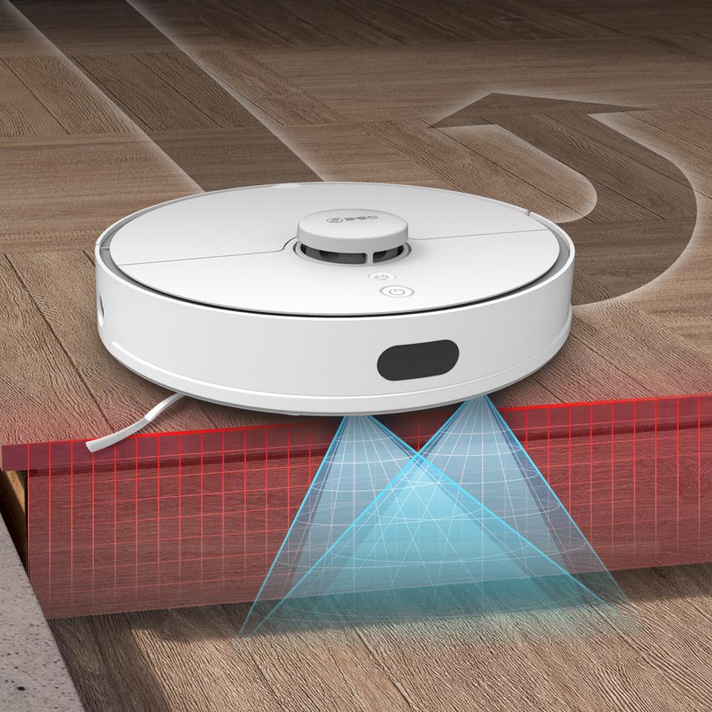 360 S5 - Protipádové senzory