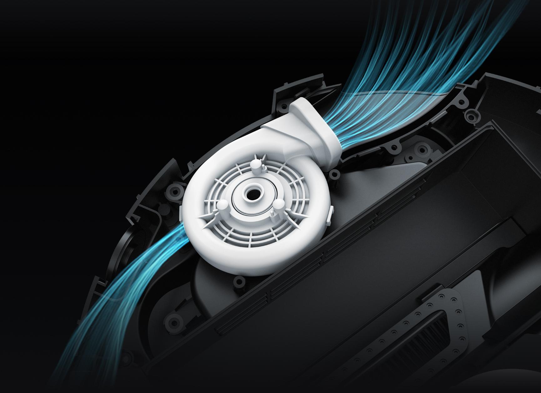 360 S6 - motor NIDEC