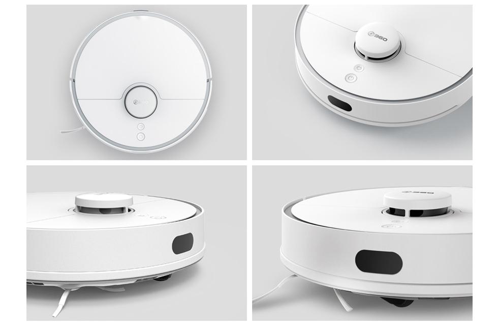 360 S5 - mnoho senzorů