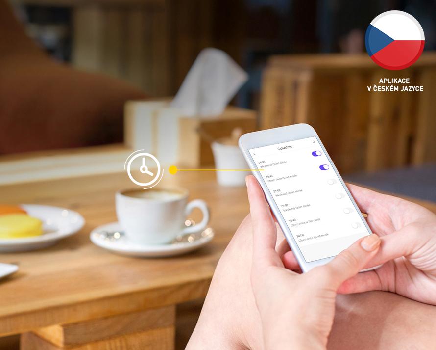 360 S7 PRO - Aplikace 360Smart