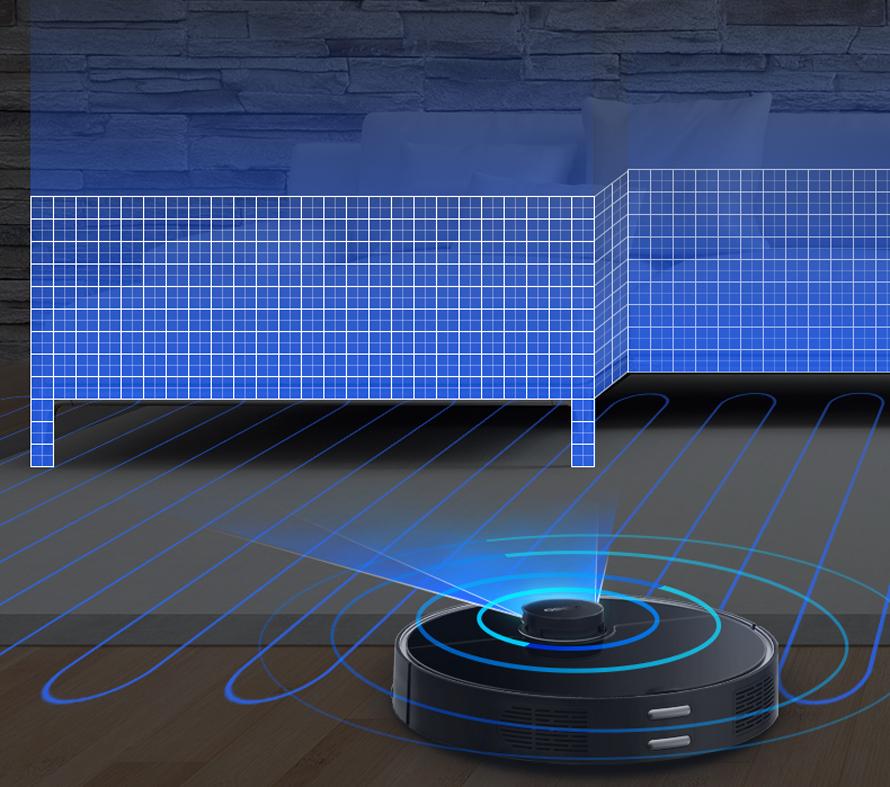 360 S7 PRO - Dokonalá orientace v prostoru
