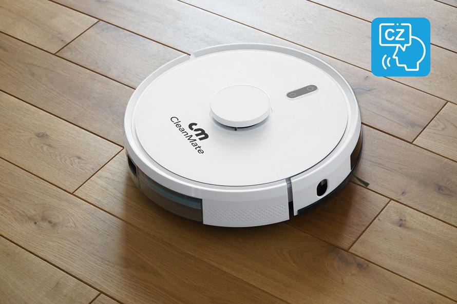 Cleanmate LDS700 - Český mluvící robot