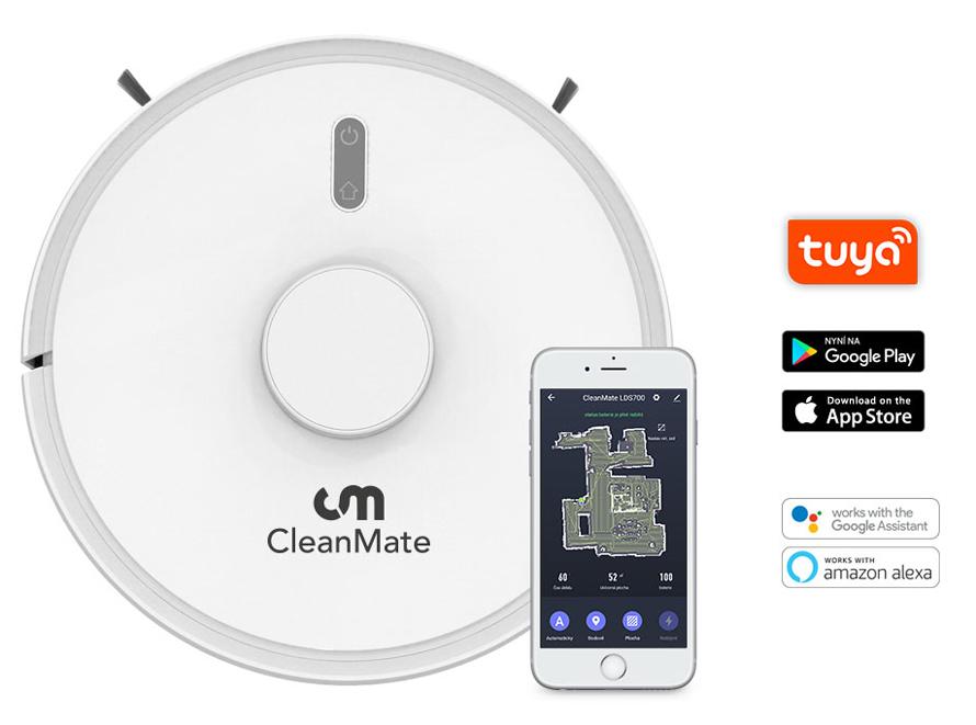 Cleanmate LDS700 - Chytrá domácnost