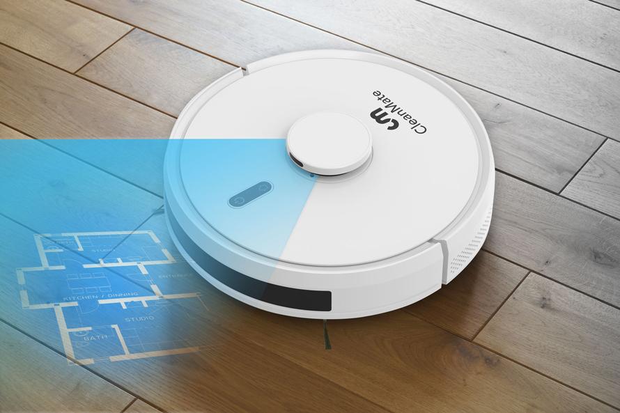 Cleanmate LDS700 - Laserová navigace