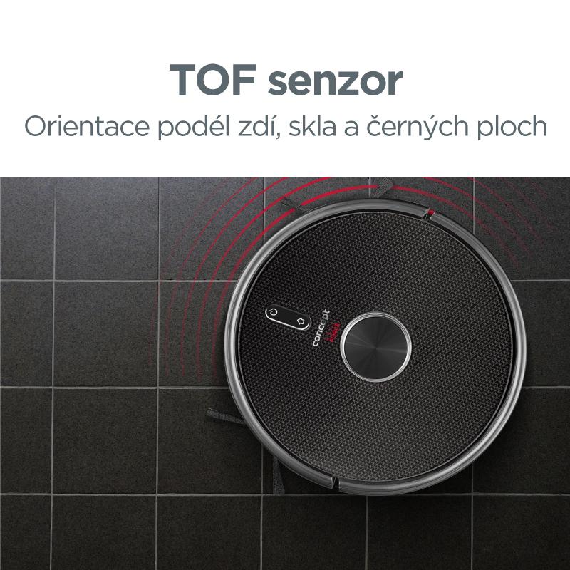Concept VR321 3v1 TOF senzor